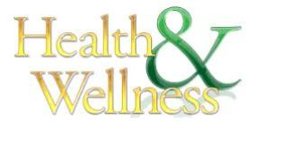 health &amp; welness speaker series